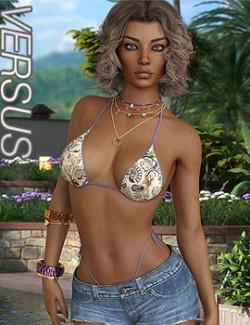 VERSUS - Sexy Bikini 4 For G8F