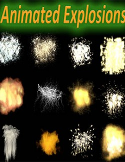 Animated Explosions