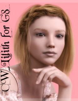 CW_Lilith for Genesis 8 Female
