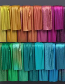 4K Fabric Shader Presets 2 for Iray