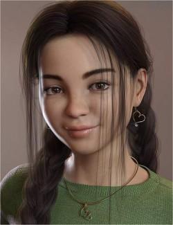 Chrystal Ann for Genesis 8 and Genesis 8.1 Female