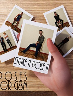 Strike A Pose II - Poses For G8M