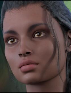 TDT-Miranda for Genesis 8.1 Female