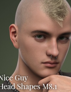 CGI Nice Guy- Head Shapes for M8.1
