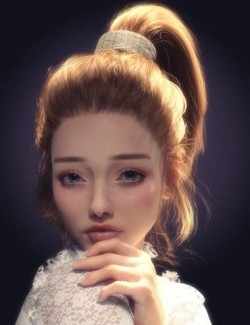 FE Young Girl Vol 2 for Genesis 8 and 8.1 Females