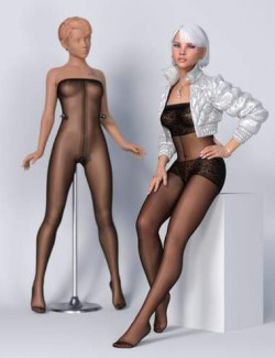 Lali's Bodystocking for Genesis 8.1 Female