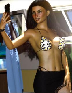Sirens: Sexy Bikini 4 for G8F