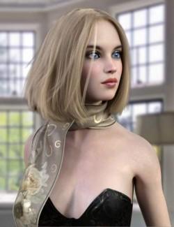 Natty Hair for Genesis 8 Female(s)