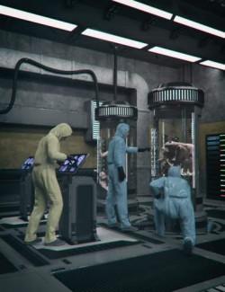 Biogen Laboratory