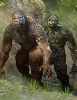 Classic Troll for Genesis 8.1 Male