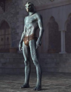 Lorgent HD for Genesis 8.1 Male