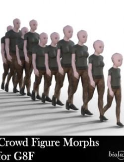 Crowd Figure Morphs