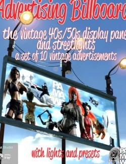 Advertising Billboard DS