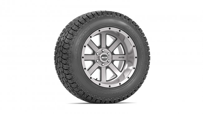 OFF ROAD WHEEL AND TIRE 16