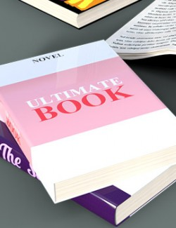Ultimate Book for DS Iray