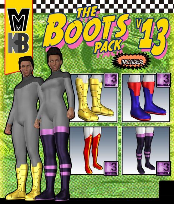 Boots v013 MMKBG3