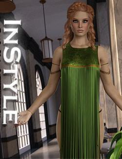 InStyle - dForce Sun Priestess Set
