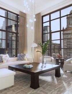 Boston Apartment and Accessories