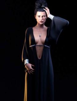 dForce CB Eliza Clothing Set Texture Expansion