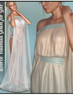 dForce - Valentina Gown for G8F