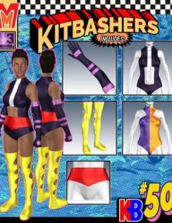 Kitbashers 050 MMG3F