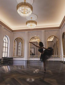 Ballet Dance Room
