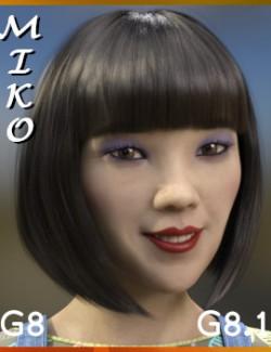 Miko For G8/G8.1 Female