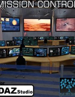 Mission Control for Daz Studio