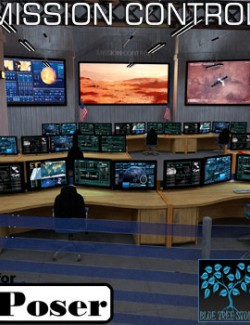 Mission Control for Poser