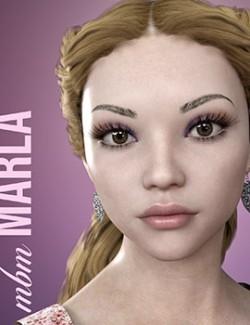 MbM Marla for Genesis 3 & 8 Female