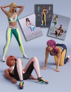 S3D Fitness Set Bundle