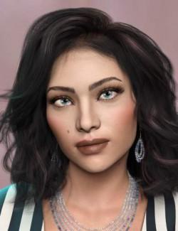 Marina for Genesis 8.1 Female