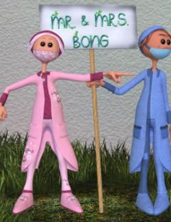 DA-Mr and Mrs. for Doc Bong
