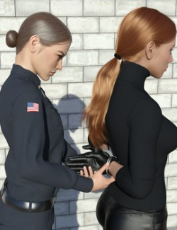 Busted Pose Pack for Genesis 8 and 8.1 Females