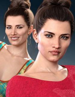 Taniah HD for Genesis 8 and 8.1 Females