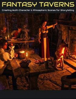 Fantasy Taverns: A Workshop on Multi-Character and Atmospheric Scenes
