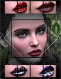 Nude Metallics Lipstick Builder Merchant Resource Genesis 8 Females