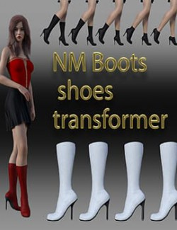 NM Boots Shoes Transformer