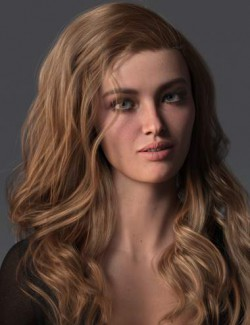 2021-09 Hair for Genesis 8 and 8.1 Females
