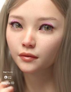 ZhangXiu HD For Genesis 8 Female
