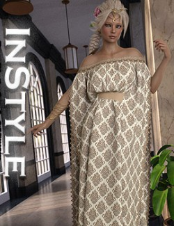 InStyle- dForce- Valentina Gown for G8F