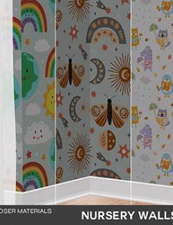 Poser- Nursery Walls