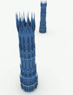 Tower of Conjuration for Poser