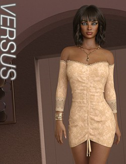 VERSUS- dForce Mira Outfit for Genesis 8.1 Females