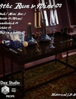 18thc Rum & Wine 02