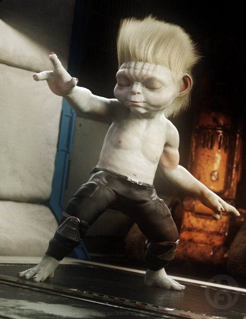 Lil Imp for Genesis 8.1 Male
