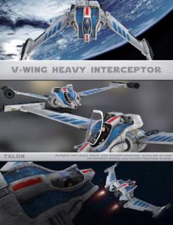 TALON V-Wing Interceptor
