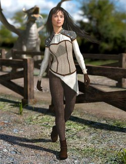 Blackwood Outfit for Genesis 8 Female