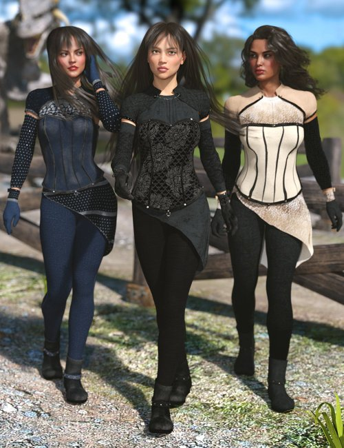 Blackwood Outfit: Taylor Textures