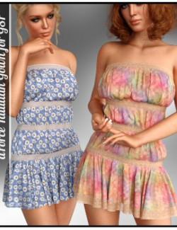 dForce - Tallulah Dress for G8F